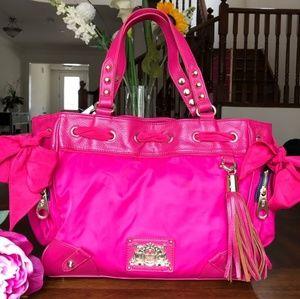Juicy Couture stud purse